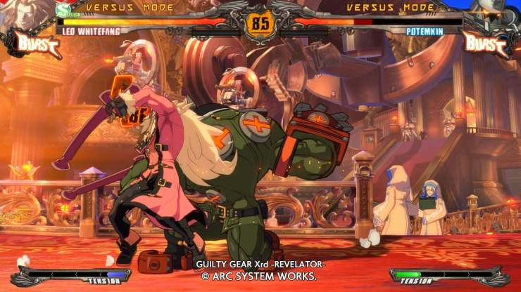 Guilty Gear Xrd Revelator Welcomes Dizzy