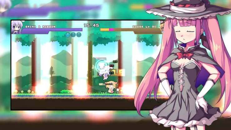 Rabi-Ribi - The Meeting of Bullet Hell and Metroidvania Rabi-Ribi - The Meeting of Bullet Hell and Metroidvania Rabi-Ribi - The Meeting of Bullet Hell and Metroidvania rabi rabi