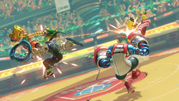 Arms – 10 Worst Negatives for the Game Arms – 10 Worst Negatives for the Game Arms – 10 Worst Negatives for the Game Image 2