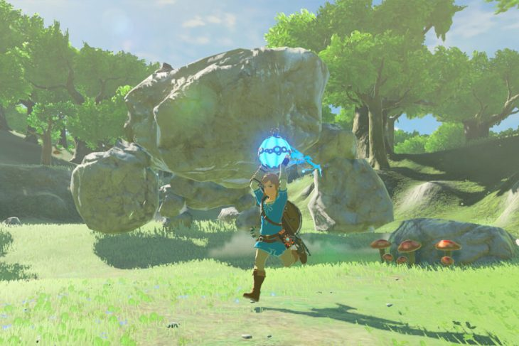 The Legend of Zelda: Breath of the Wild Review the legend of zelda: breath of the wild review The Legend of Zelda: Breath of the Wild Review legend of zelda breath of the wild review gameplay