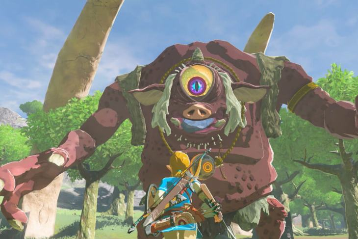 The Legend of Zelda: Breath of the Wild Review the legend of zelda: breath of the wild review The Legend of Zelda: Breath of the Wild Review legend of zelda breath of the wild review positives