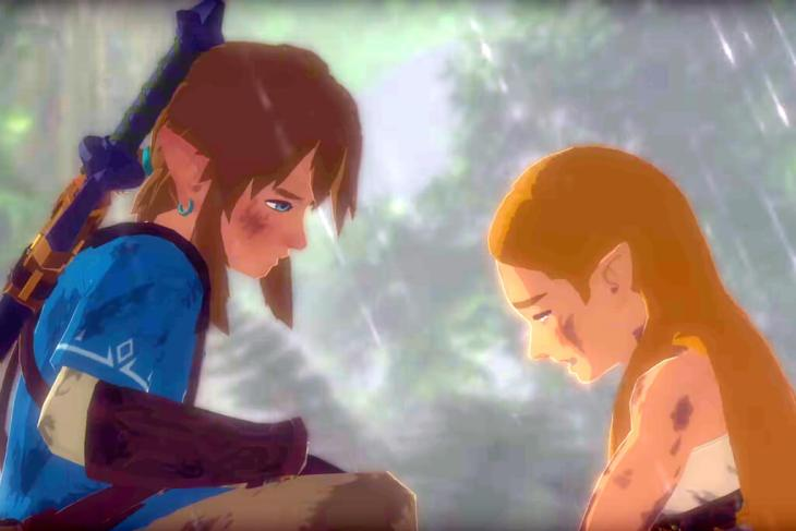 The Legend of Zelda: Breath of the Wild Review the legend of zelda: breath of the wild review The Legend of Zelda: Breath of the Wild Review legend of zelda breath of the wild review story
