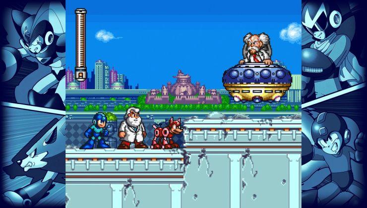 Mega Man Legacy Collection 2 Review Mega Man Legacy Collection 2 Review Mega Man Legacy Collection 2 Review Mega Man Legacy Collection 2 Review 3