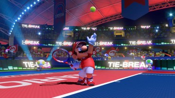 Mario Tennis Aces Pre-Launch Online Tournament Coming In June 2018