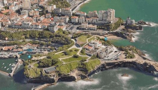 Jeux de piste Evjf Evg Rallyes pédestres à Biarritz