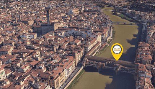 Rallye urbain à Florence Italie