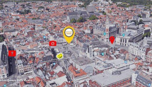 Escape Game Lille EVG EVJF Team building Lille