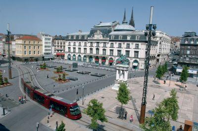 Rallye urbain à Clermont Ferrand