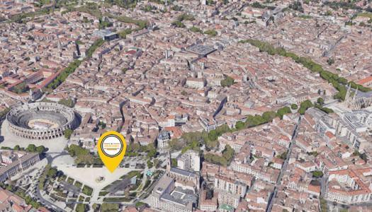 Nîmes rallyes gps urbains et escape game en ville