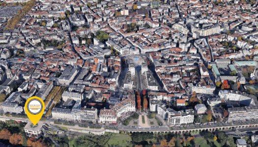 Pau rallyes gps urbains et escape game en ville