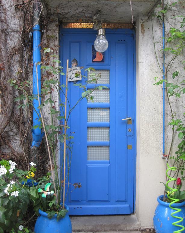 Hidden Urban Gardens Of Paris Parisian Oasis Of Hidden
