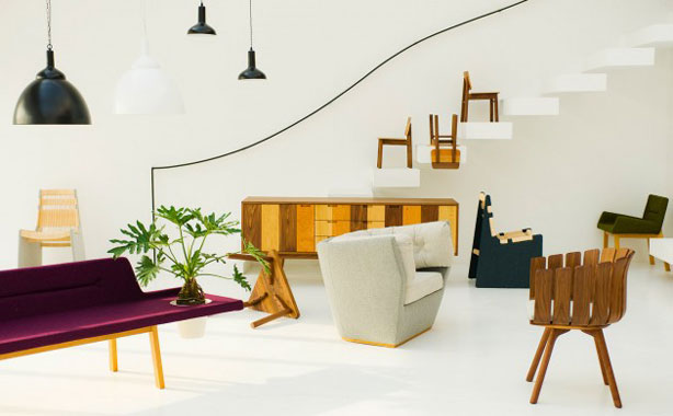 La Credenza Uk : Indoor seating for people and plants urban gardens