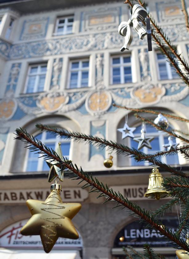 Holiday Season in Munich, Germany