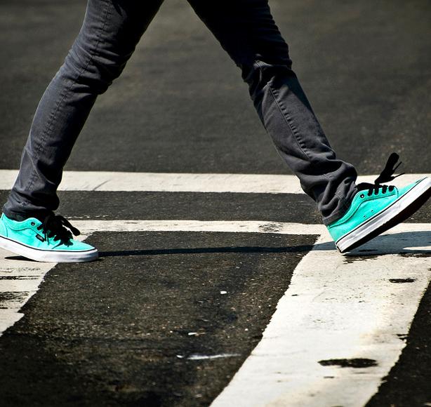 blue-shoes-on-street-iviak-flickr