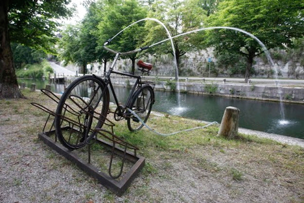 oldbicyclewaterfountain-1