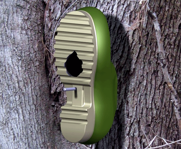 3d-printed-sole-shoe-shaped-birdhouse-design-makerbot-thingiverse