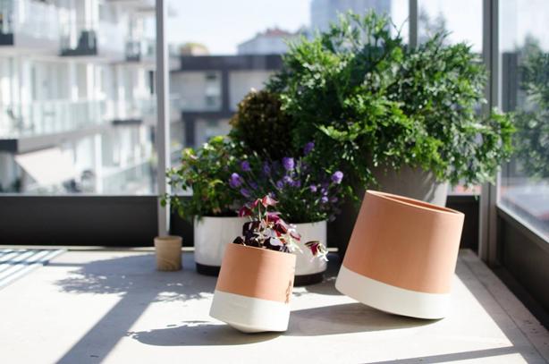 voltasol sun chasing planters