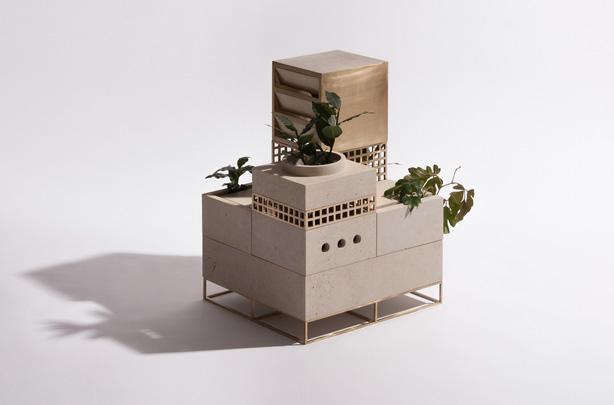 Plantscape Urban Planters