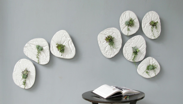 SEED floating planters