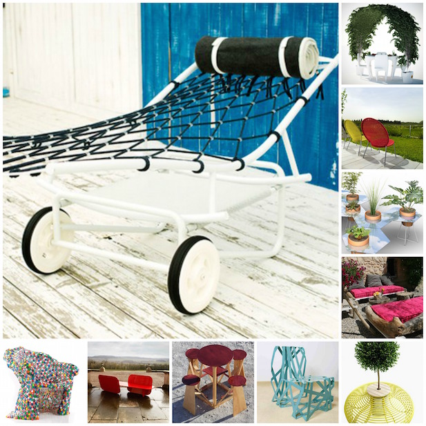 UG outdoor furniture