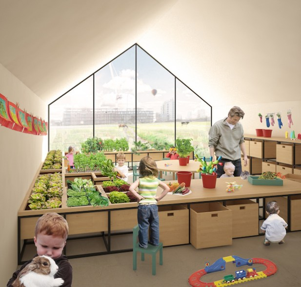 Urban Farm and Nursery School