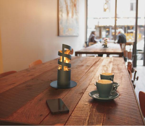 Decorpro Volution 117 H Table Lamp