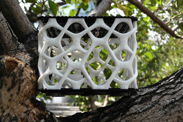 3D-Printed Bird House