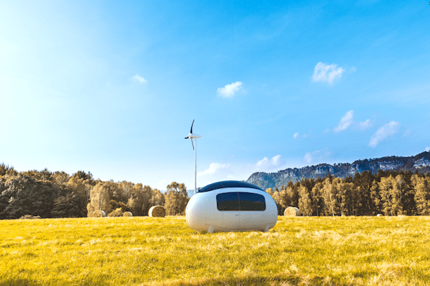 Go Off-Grid With Smart Self-Sustainable Micro Home - Urban