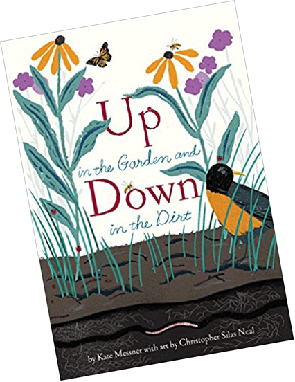 up_and_down_in_the_garden_down_in_the_dirt_book