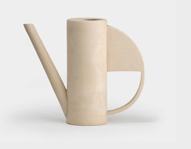 hedron_ceramic_watering_can_designer_gardening_tools_garden_gifts