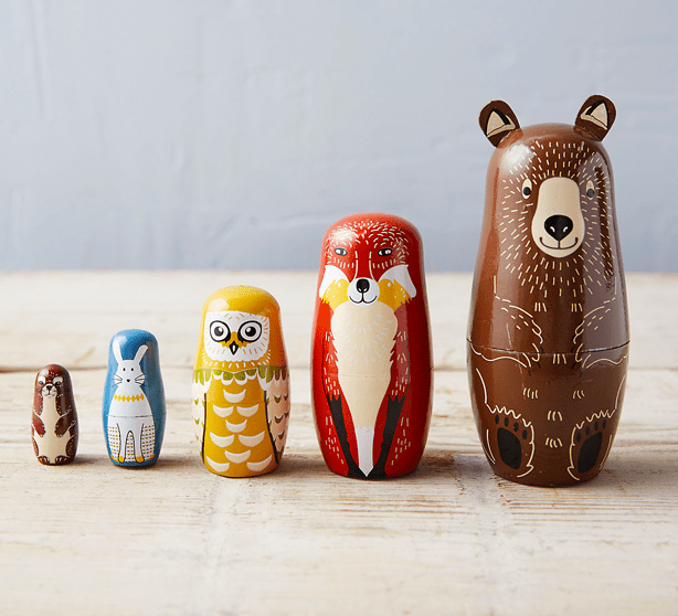 woodlands_animals_wooden_nesting_dolls_kids_gifts