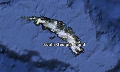 Abandoned Antarctica: South Georgia Island   Urban Ghosts