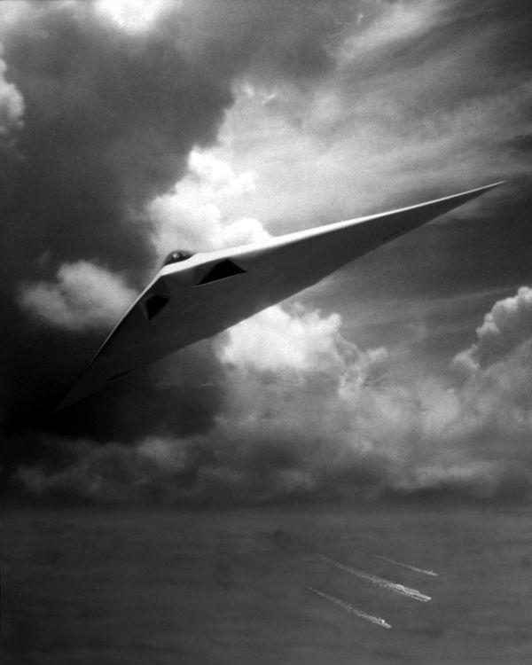 A 12 Avenger II Top Secret Aircraft that Officially Do/Did Not Exist
