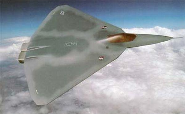 X 44 Manta Top Secret Aircraft that Officially Do/Did Not Exist