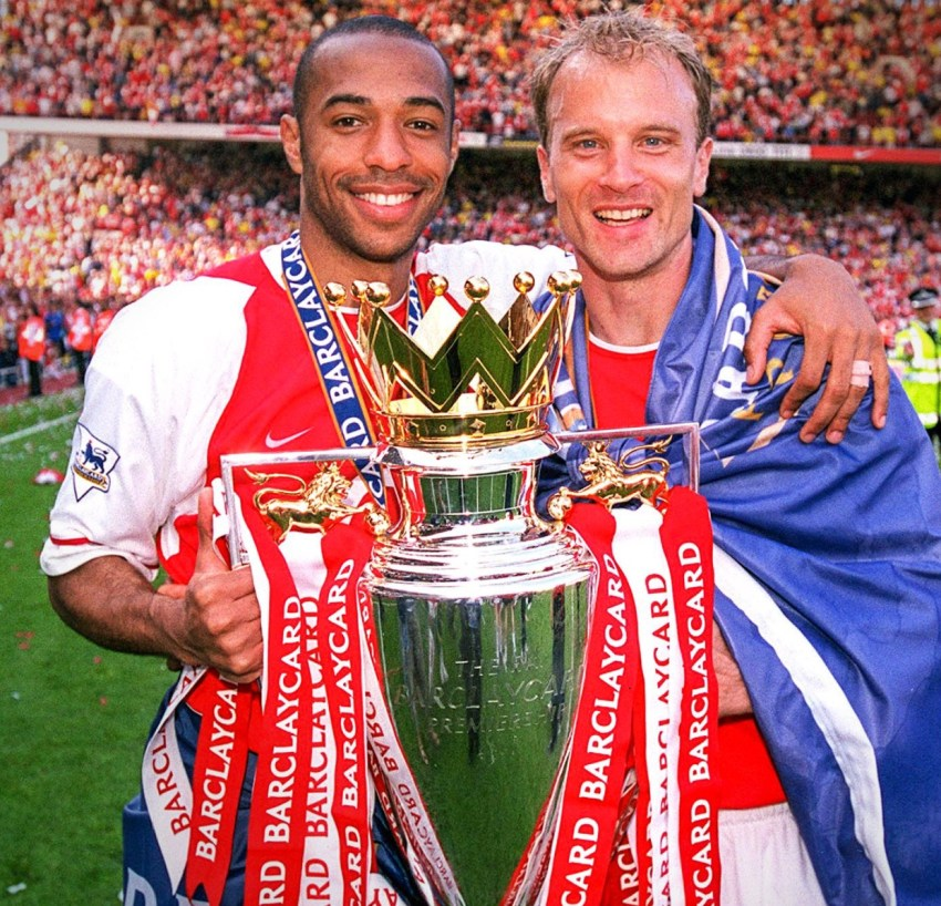 Lampard And Bergkamp In Premier League Hall Of Fame