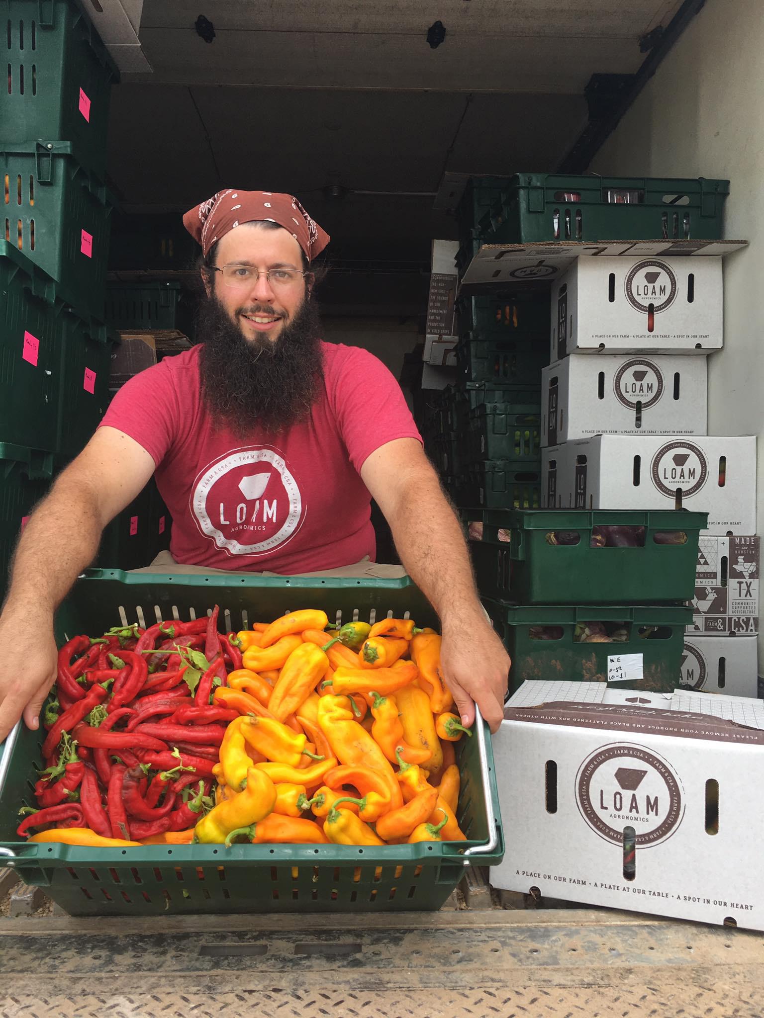 Urban Harvest's Saturday Farmers Market Moves to New Location