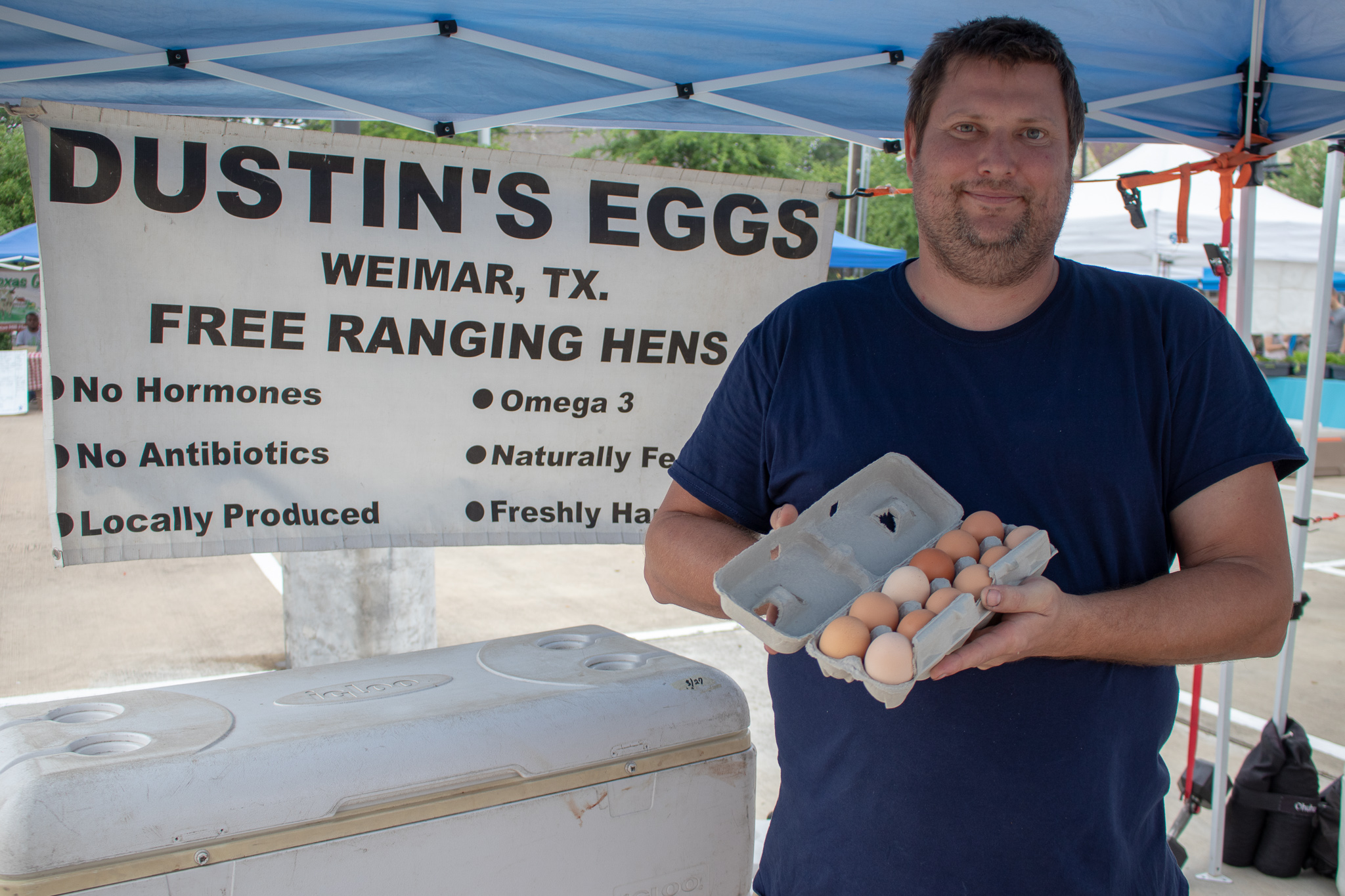 Dustin's Eggs