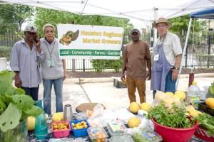 Houston Regional Market Growers