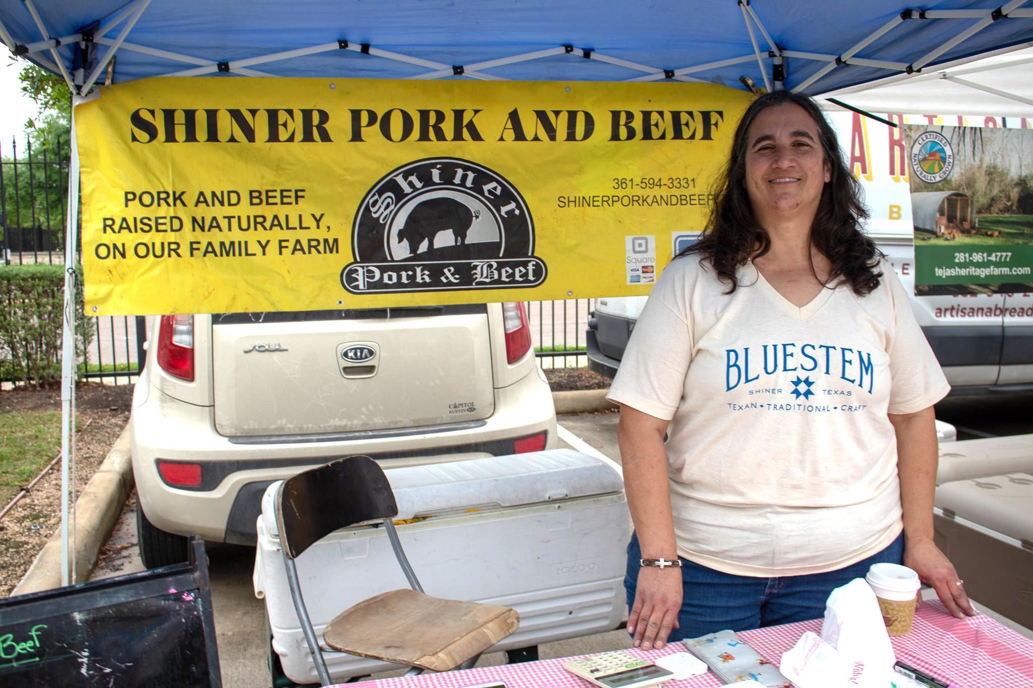 Shiner Pork & Beef