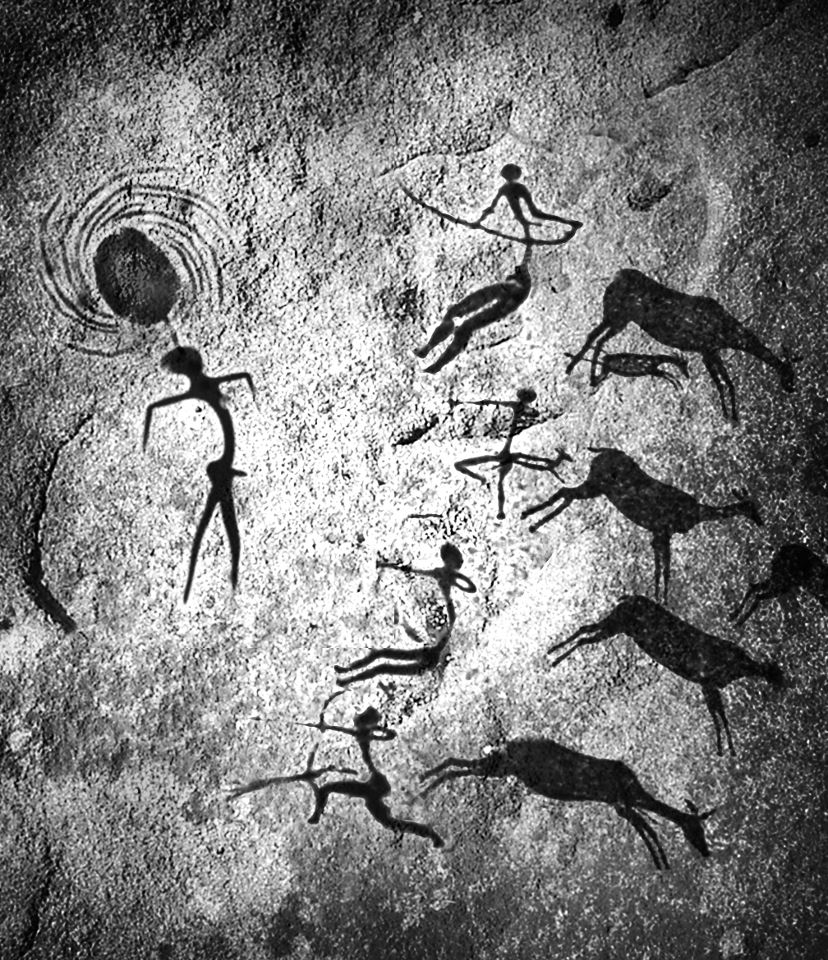 Pitture Rupestri - Manuel Strali