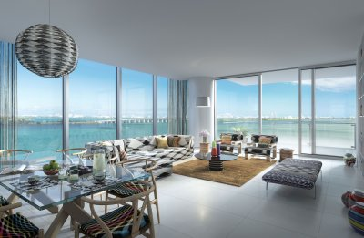 Missoni Baia Living Area Residence 1