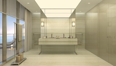 RBAC - PH Master Bathroom