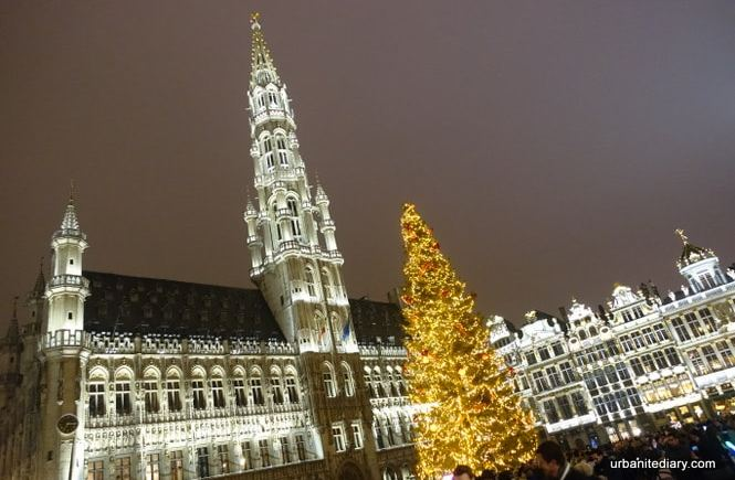 Brussels and Bruges Itinerary