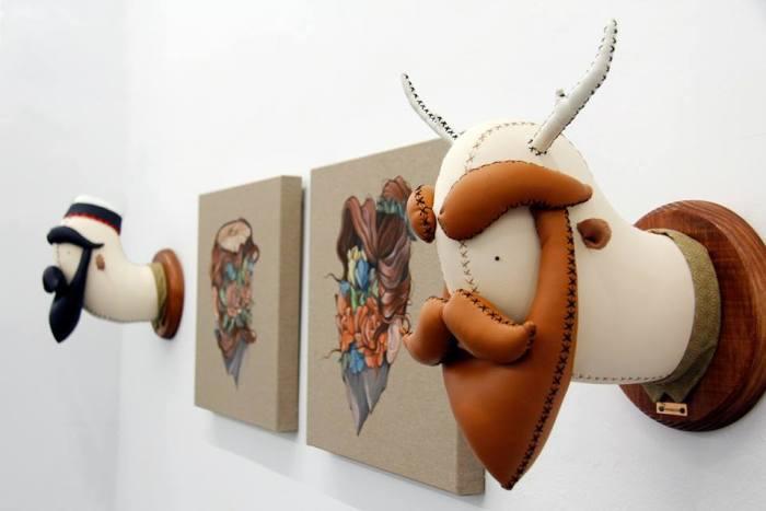 Plastic Murs Twee Muizen - 09