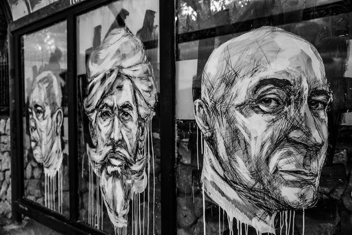 01 Frederico Draw, Gaeta Photo © Arianna Barone