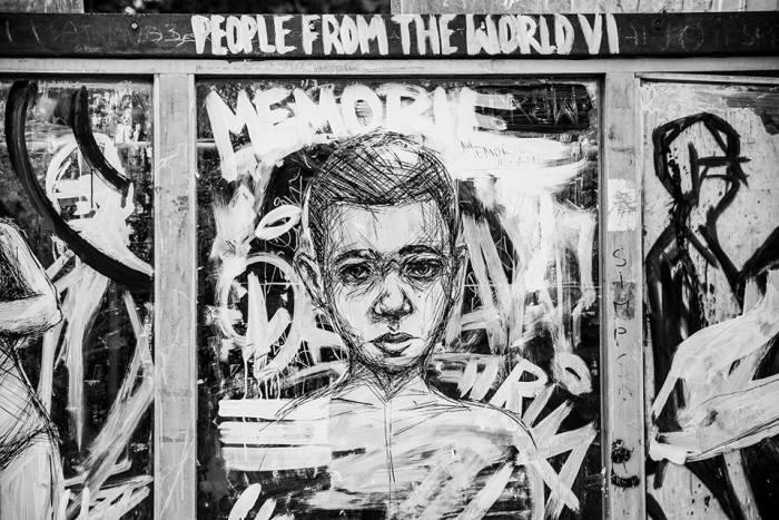 04 Frederico Draw, Gaeta - Memorie Urbane 2016 ©Arianna Barone