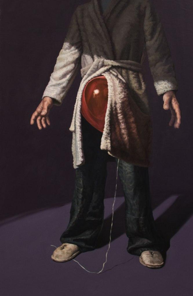 Diego-Cirulli---be-formed---Oil-on-Canvas---130-x-83-cm---2016