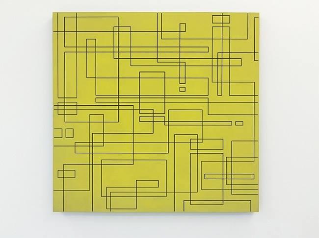 Heiko Zahlmann-Untitled 2014_100x100x6cm