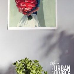 urbanjungleblogger, plants, art