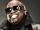 Cee-Lo Performs at 2011 NBA All-Star Weekend